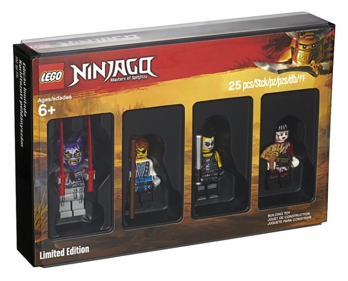 LEGO Ninjago Bricktober 2018 Minifigure Pack
