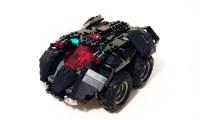 LEGO DC Comics Super Heroes App-Controlled Batmobile ...