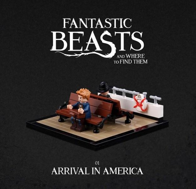 Fantastic Beasts 1