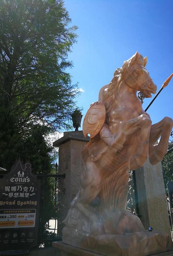 妮娜巧克力夢想城堡 南投 埔里 拍照景點 2018_0825_215224