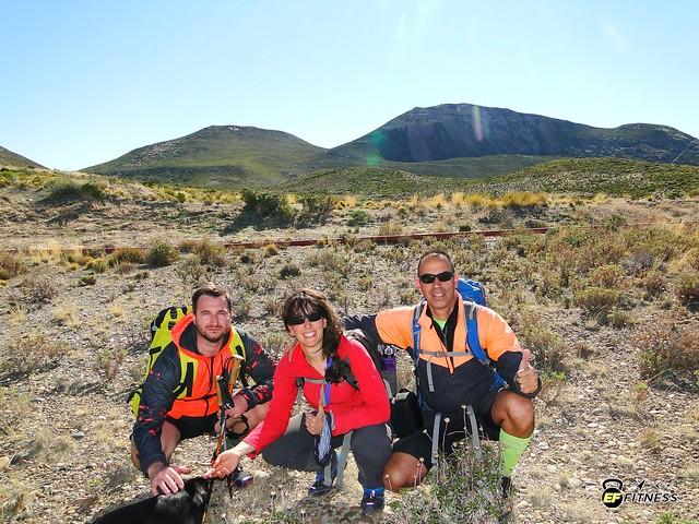 Trekking Cerro Sarnoso - 09/2018