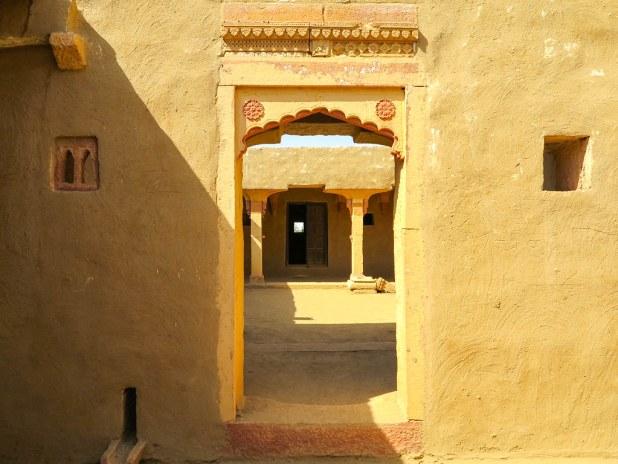 Visita al pueblo de Kuldara