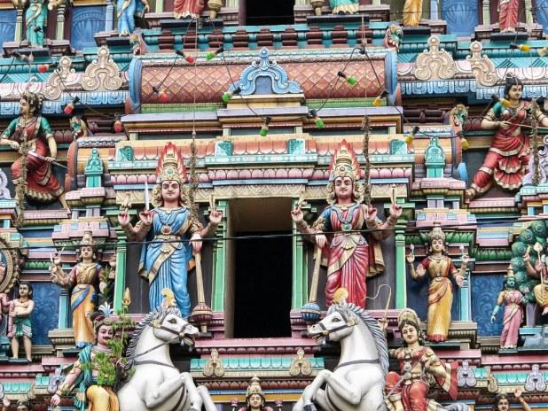 Templos en Malasia