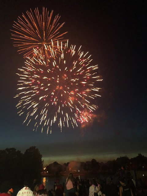 Carleton Place - Fireworks
