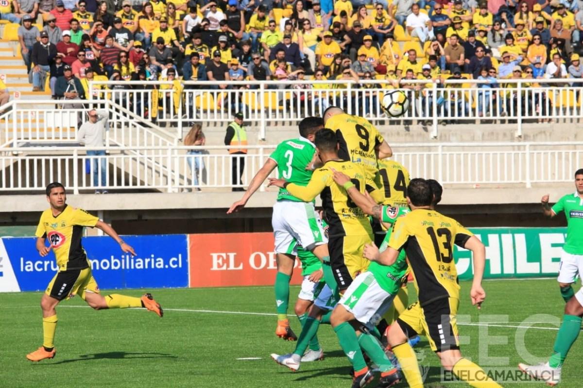 San Luis 0-0 Audax Italiano