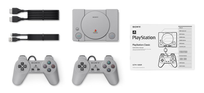 PlayStation Classic bundle