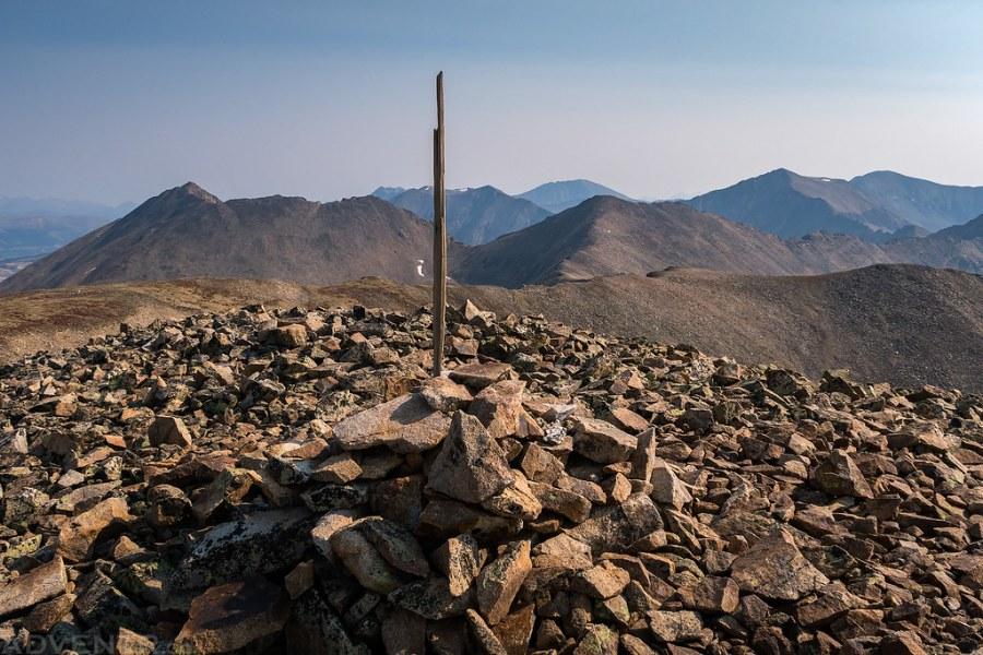 Treasurevault Mountain Summit