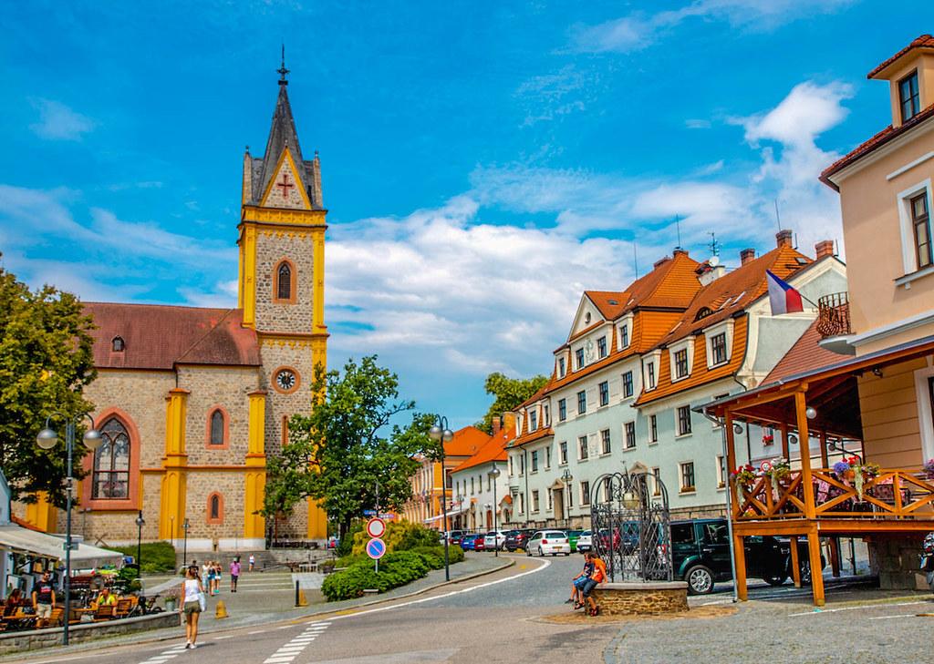 Hluboka Town Square.jpg