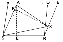 UP Board Solutions for Class 9 Maths Chapter 9 Area of Parallelograms and Triangles 9.2 5.1