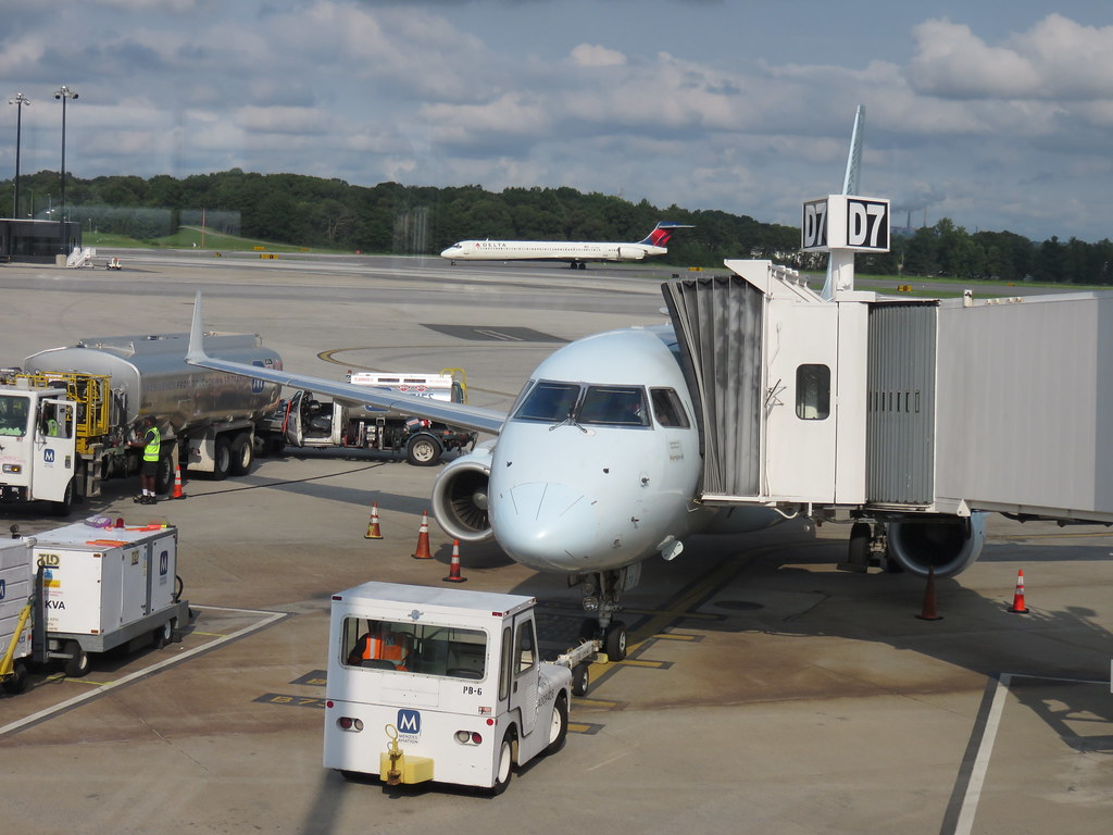Bwi Airport Delta Terminal