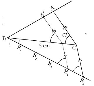 CBSE Sample Papers for Class 10 Maths Paper 5