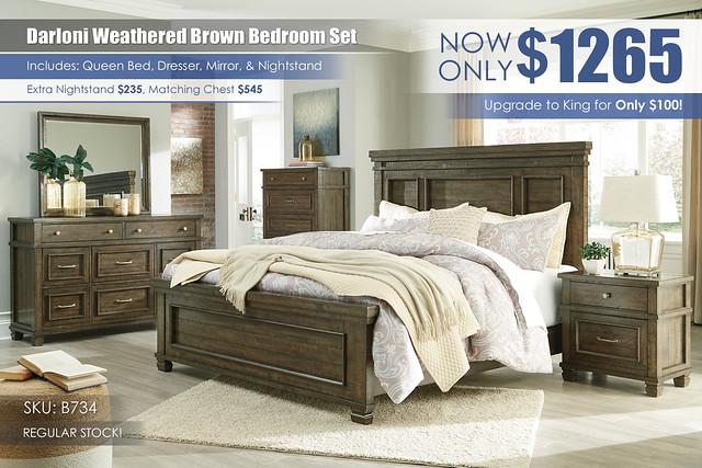 Darloni Weathered Brown Bedroom Set_B734-31-36-46-58-56-97-92-Q742_RS_Update