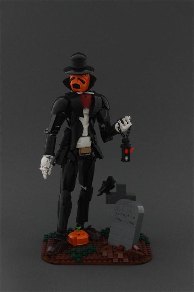 Mr. Jack O'Lantern