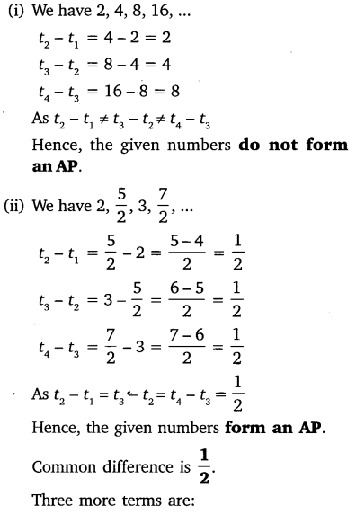NCERT Solutions for Class 10 Maths Chapter 5 Arithmetic Progressions 7