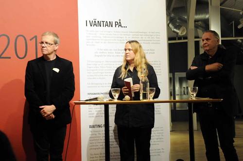 Juryn Truls Olin, Märta Thisner, Göran Widerberg
