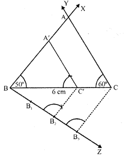 RD Sharma Class 10 Solutions Chapter 9 Constructions Ex 9.2 -3