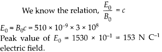 NCERT Solutions for Class 12 Physics Chapter 8