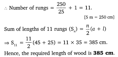 byjus class 10 maths Chapter 5 Arithmetic Progressions 88