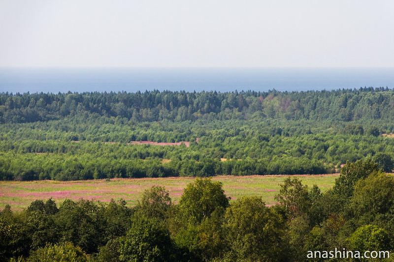 Восточное Приладожье, Карелия, Погранкондуши