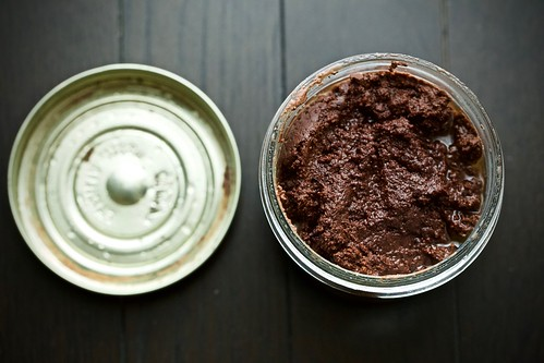 Hazelnut/Walnut Chocolate Butter