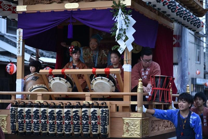 佐倉の秋祭り 06
