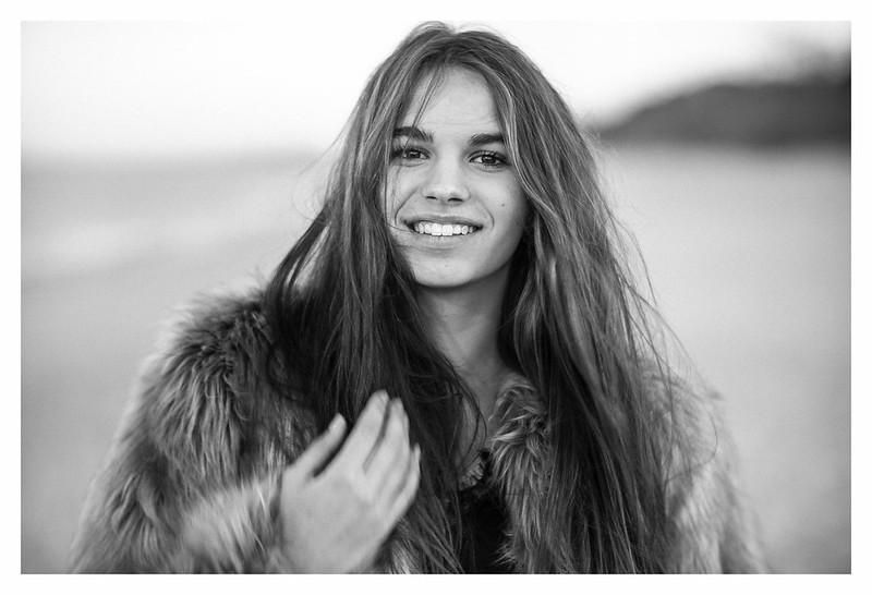 Leica CL Portrait with 50mm f1 Noctilux