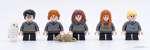 REVIEW LEGO Harry Potter 75954 Hogwarts Great Hall