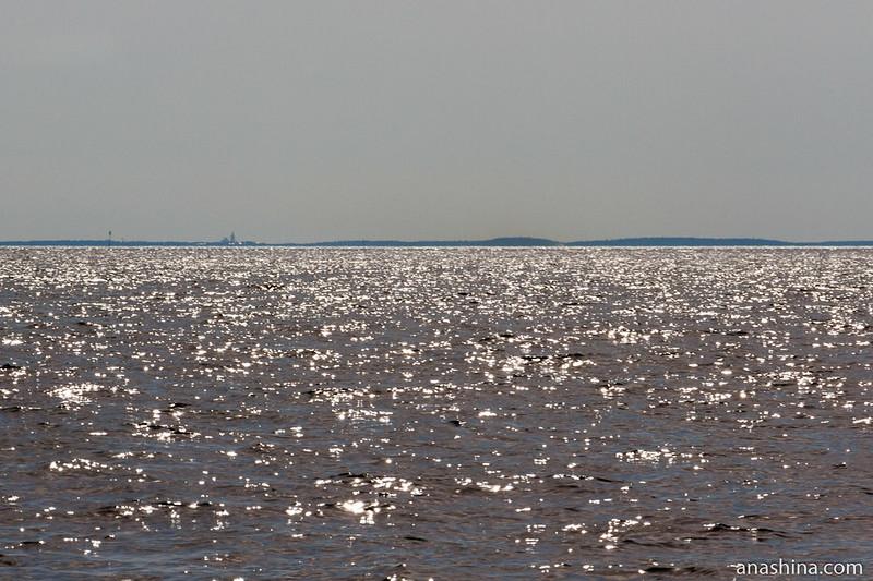 Валаамский архипелаг, Ладожское озеро