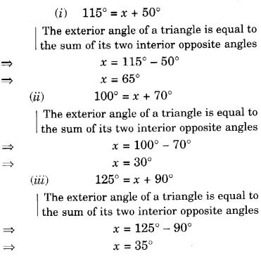 NCERT Solutions for Class 7 Maths Chapter 6 The Triangle and its Properties 9