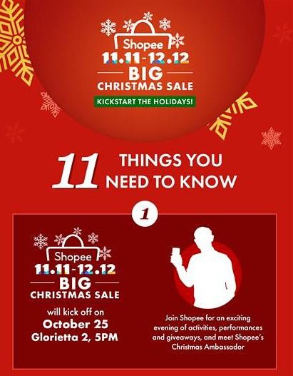Shopee Christmas Sale 2