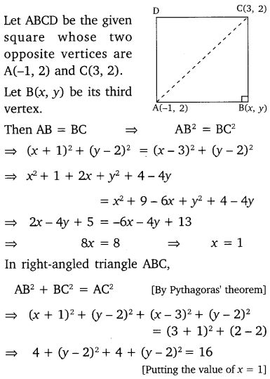 NCERT Solutions for Class 10 Maths Chapter 7 Coordinate Geometry 46