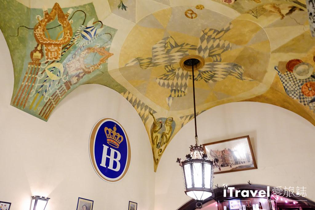 德國豬腳餐廳 皇家宮廷啤酒屋Hofbräuhaus am Platzl (30)
