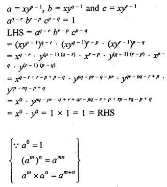 RD Sharma Class 9 Solutions Chapter 2 Exponents of Real Numbers Ex 2.1 - 13