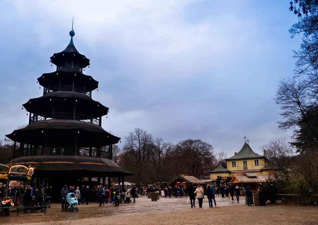 ¿Qué ver en Múnich? | The Englischer Garten | Odeonsplatz | ClickTrip.ES