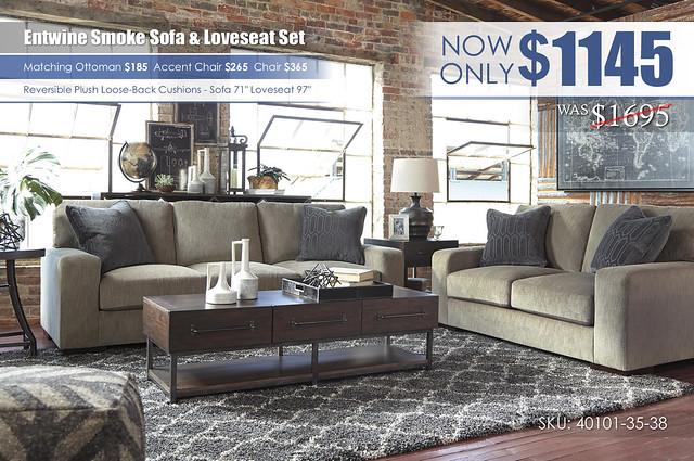 Entwine Smoke Sofa & Loveseat_40101-38-35-T913-1_new