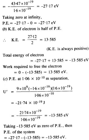 NCERT Solutions for Class 12 physics Chapter 2.24