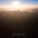 Lever de soleil sur le Mont-Saint-Eloi