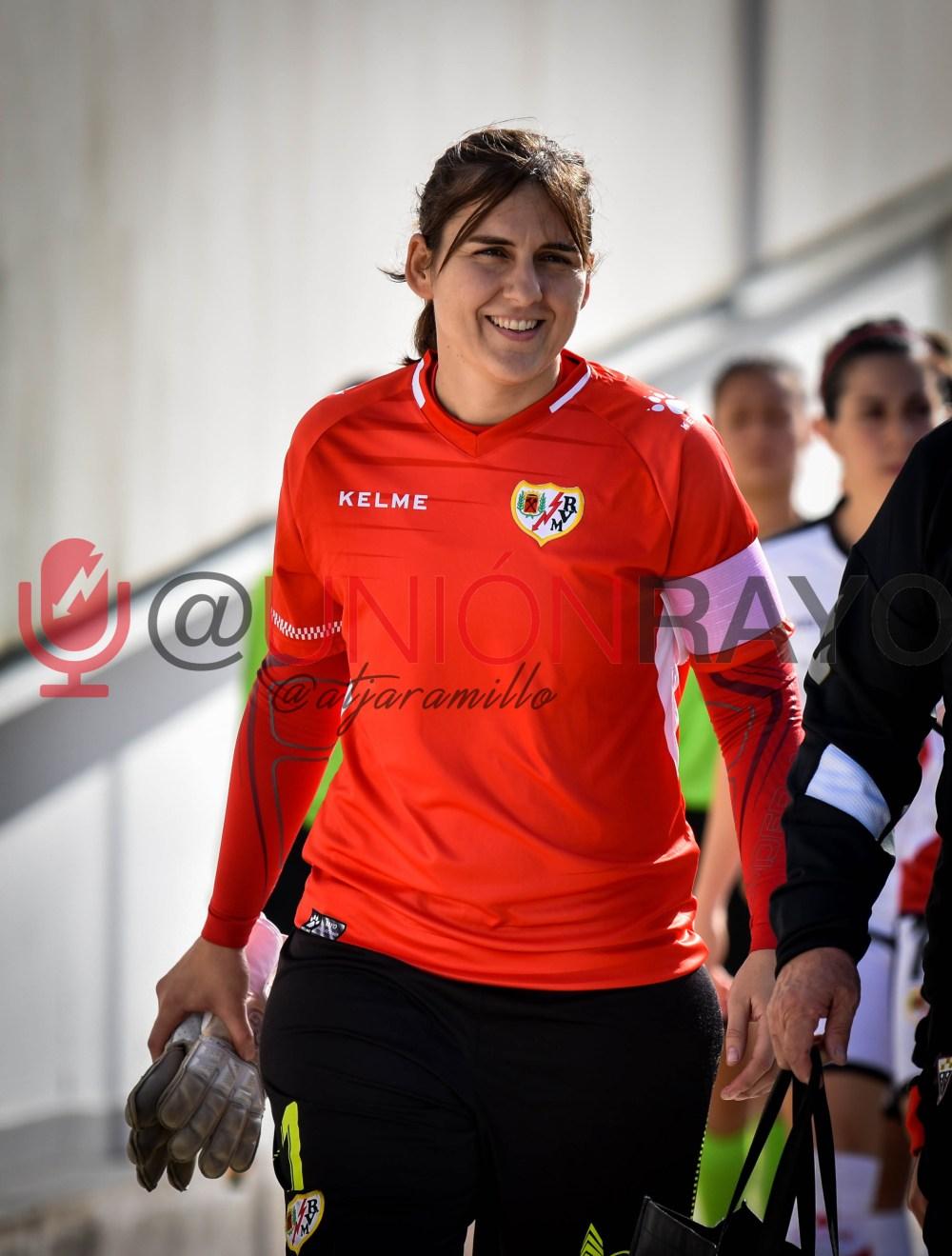 Rayo Femenino 2-0 Fundación Albacete