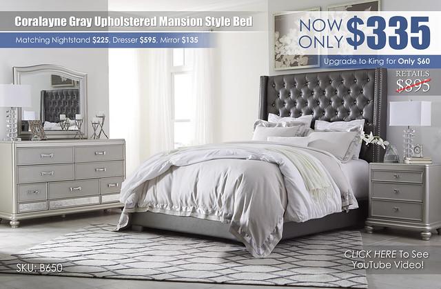 Coralyne Gray Upholstered Bed_B650-31-136-78-76-93-Q755