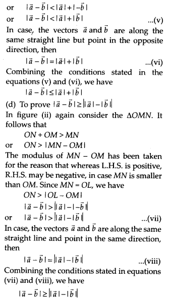 NCERT Solutions for Class 11 Physics Chapter 4 Motion of plane 3