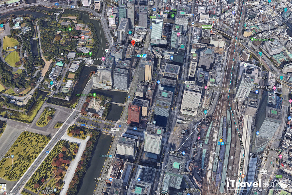 東京丸之內雅詩閣公寓酒店 Ascott Marunouchi Tokyo (2)