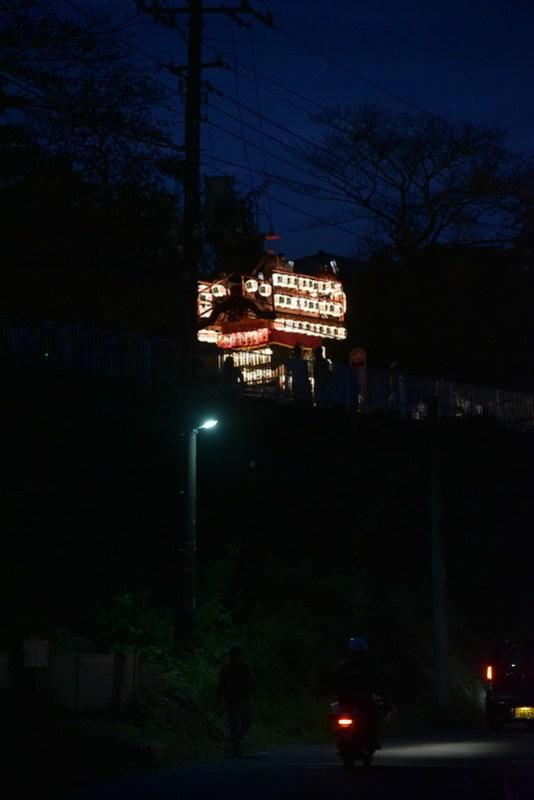 twilight tour 佐倉の秋祭り 43