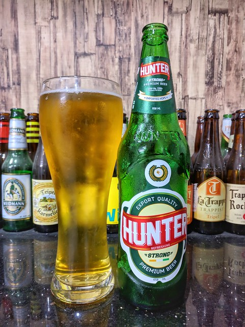 Hunter Beer 1