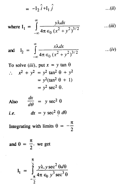 NCERT Solutions for Class 12 physics Chapter 1.34