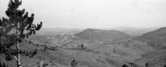 Panorama Outside Antananarivo