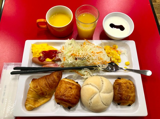 ゲストワン 朝食