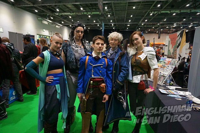 mcmLDN18 - MCM London Comic Con Winter 2018 (Photo Gallery 281 - Caroline Sultana)
