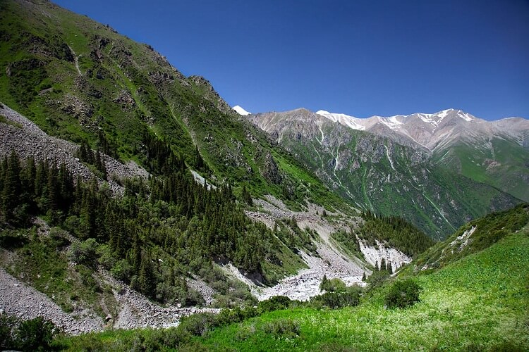 Ala Archa National Park, 10 Amazing Things to do in Kyrgyzstan, Survive Travel (15)