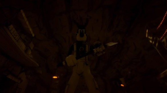 Bendy and the Ink Machine Chapter 5 - Tom to the Rescue
