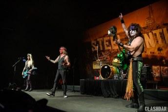 Steel Panther @ The Ritz in Raleigh NC on October 25th 2018
